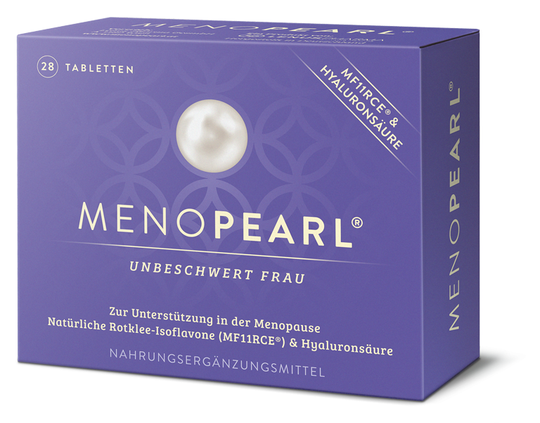 MENOPEARL® Packung