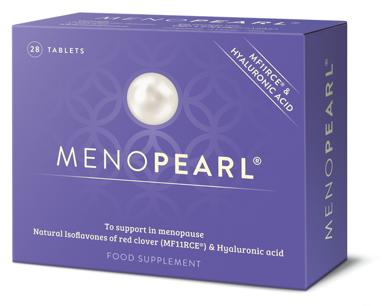MENOPEARL® takes you through the menopause